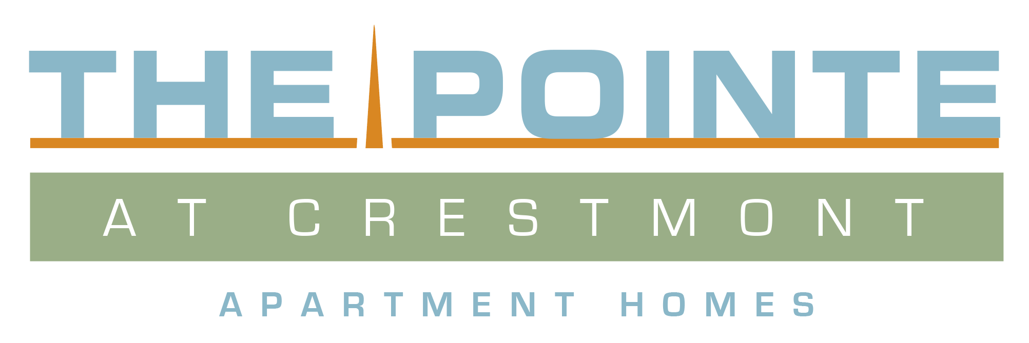 The Pointe at Crestmont logo